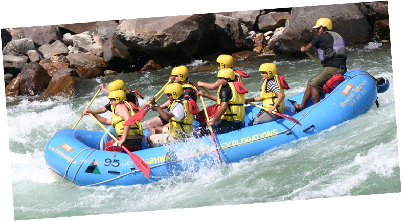 Description: C:\Users\hp\Desktop\Imp Pictures 2012\Flex Pictures\Rafting on Ganga.jpg