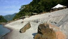 Ganga Nature Camp Beach